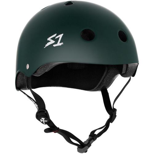 S One Lifer Dark Green Helmet