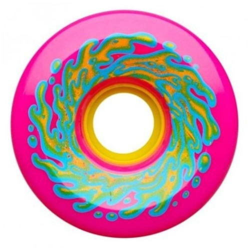 Slime Ball Pink Wheels 66mm 78a