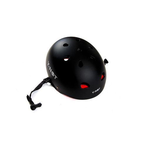 Y-Not Skate Helmet Black
