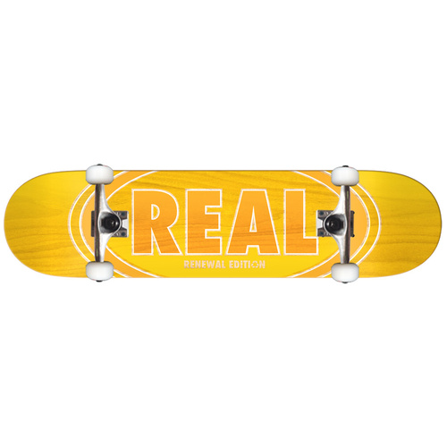 Real Duofade Oval Complete Yellow 8.25