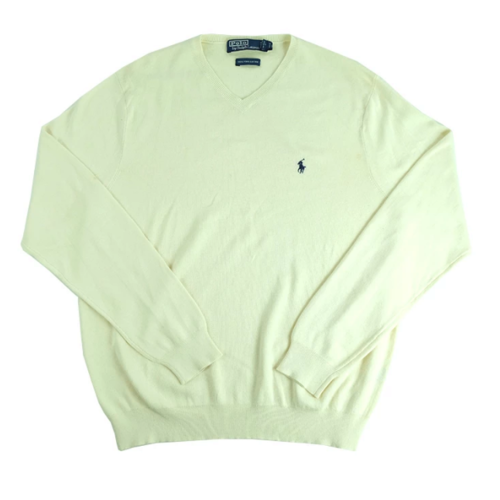 Polo Ralph Lauren Sweater Cream Large