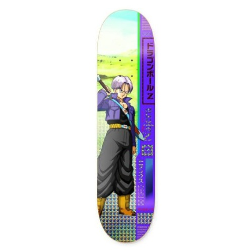 Primitive x Dragon Ball Z Najera Deck 8.25