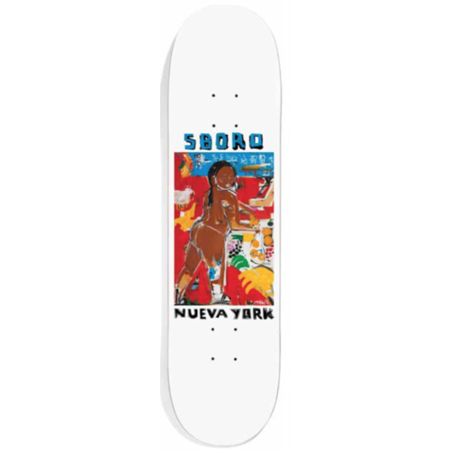5 Boro NYC MKG Chinatown Girl Deck  8.125