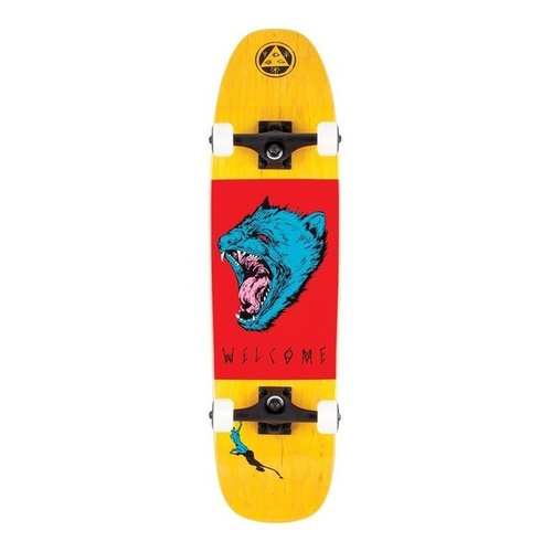 Welcome Skateboards Tasmanian Angel 8.25""